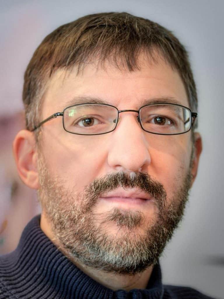 Portrat of Micheal Parisi, CEO