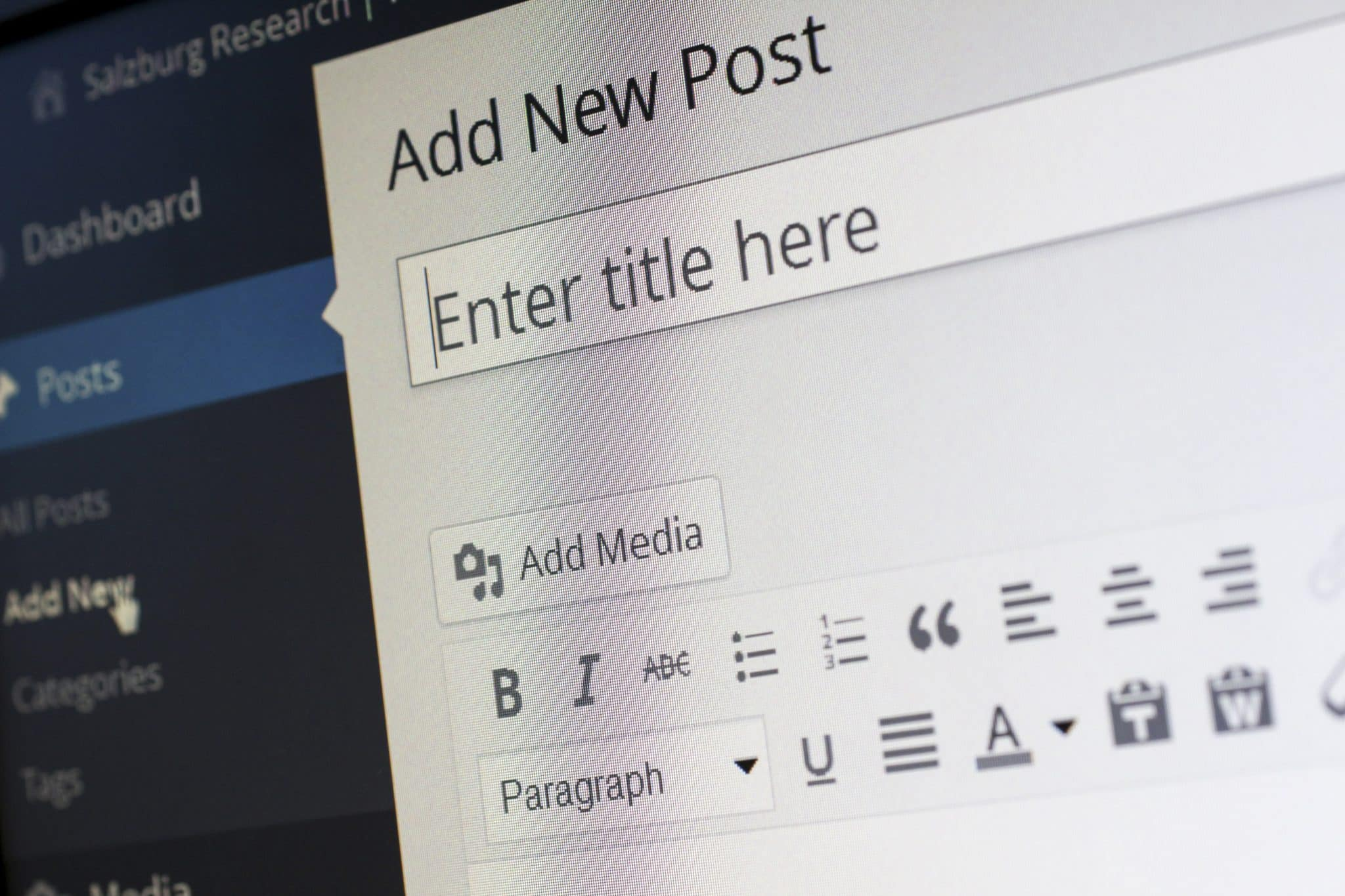Free WordPress Plugin: Change Titles Case